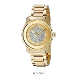 Mavado Bold Pave Crystal watch